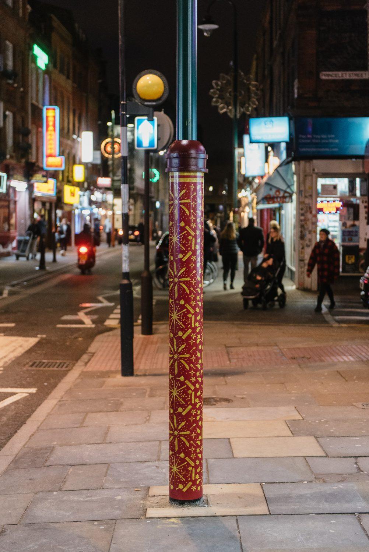 Brick Lane: Brick Lane Lighting